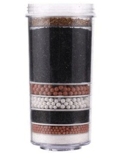 8 Stage KDF Activated Charcoal Mineral Replacement Water Filter Cartridges