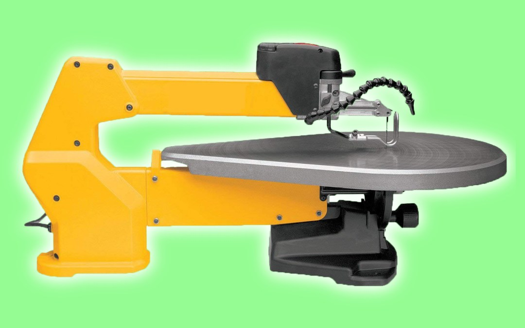 Ultimate DeWalt Scroll Saw Repair/Maintenance Guide