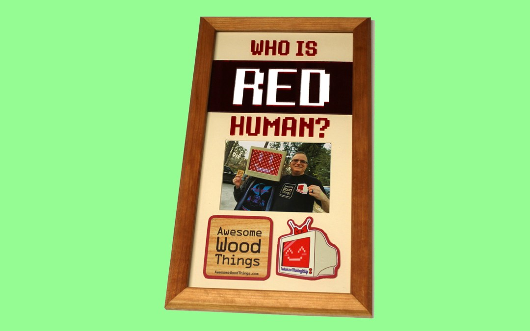 Who is Red Human?