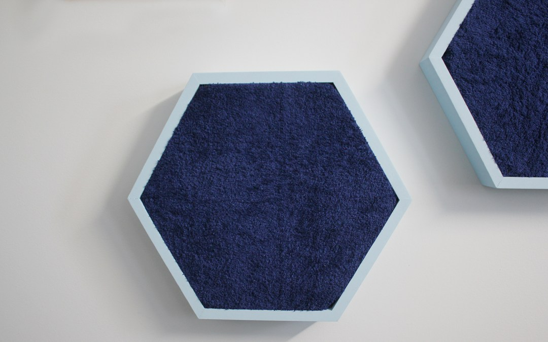 Make Soundproof Hexagons – Best Sound Absorption! DIY