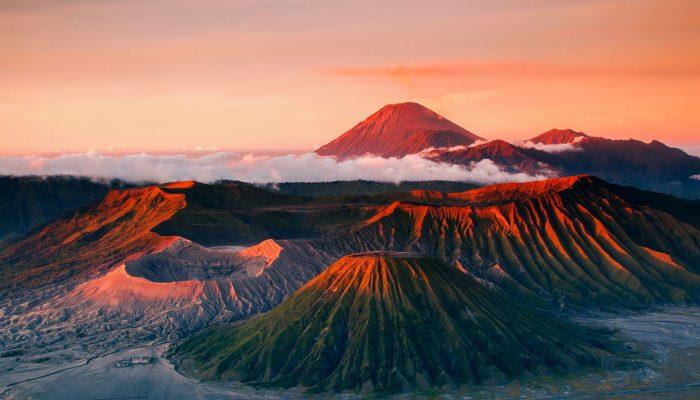 Жойылған вулкандар