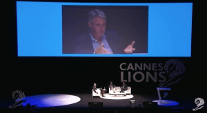 Mike McCue and The Art of Curation with Adam Weinberg of The Whitney Museum at Cannes Lions 2016