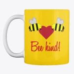 560 Bee Kind mug