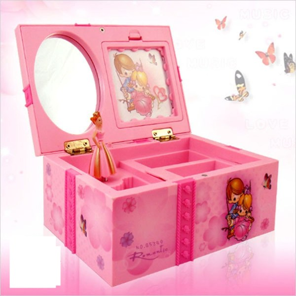 Elice Ballerina Jewellery Box