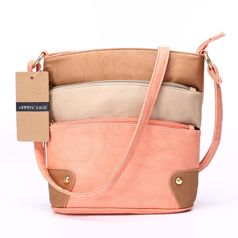 Griffin Patchwork Shoulder Bag