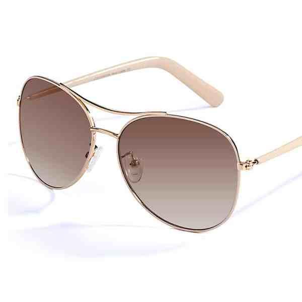 Womens Fashion Brown Sunglasses 6