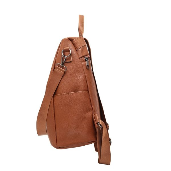 Retro WomenS Leather Backpacks 4