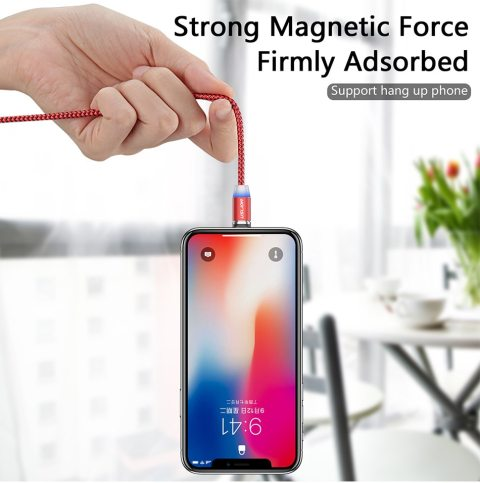 Magnetic USB Fast Charging USB Cable