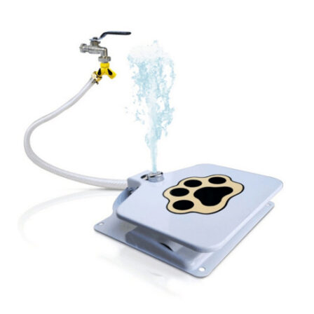 Outdoor Automatic Dog Water Fountain 10