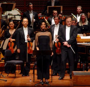 Singing De Falla's Retablo with Charles Dutoit and the San Francisco Symphony, Davies Hall