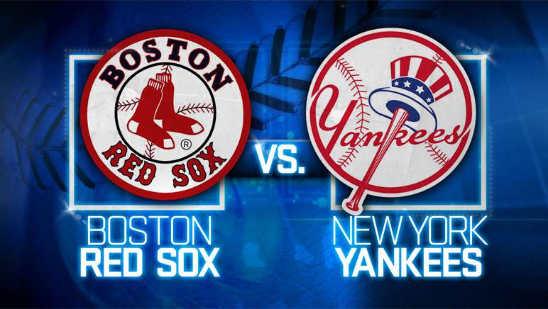 Fox Mlb Schedule Features Yankees And Red Sox Eight Times Each Including The London Game Between Them