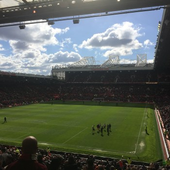Old Trafford Football Stadium - Manchester