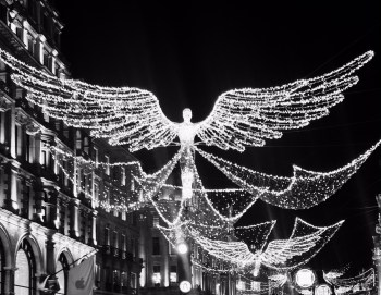 Regent Street Angels- Christmas Lights
