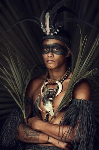french-polynesian-man