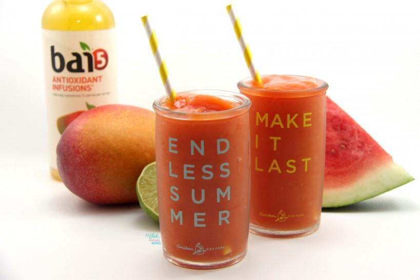 Melon Mango Crush Smoothie