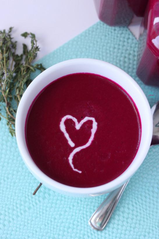 Beautiful Beet Soup