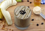 Elvis Elvis Espresso Smoothie (gluten free, vegan friendly)