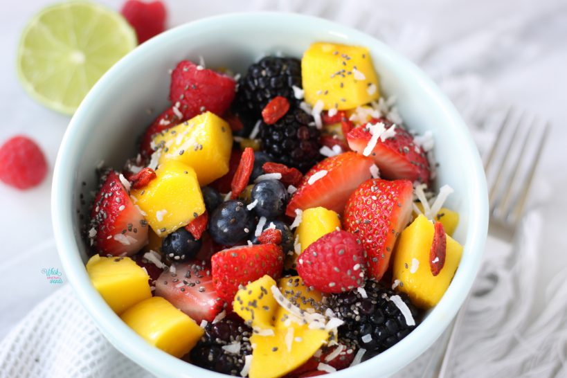 Superfruit SuperFood Salad