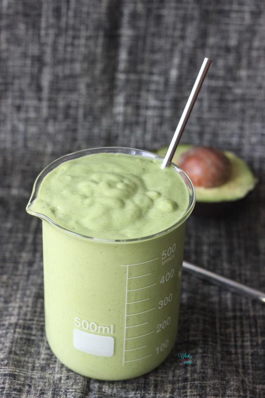 Ghoulishly Good Green Smoothie
