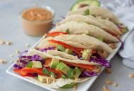 Vegan Thai Tacos