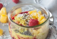 turmeric oats and berries