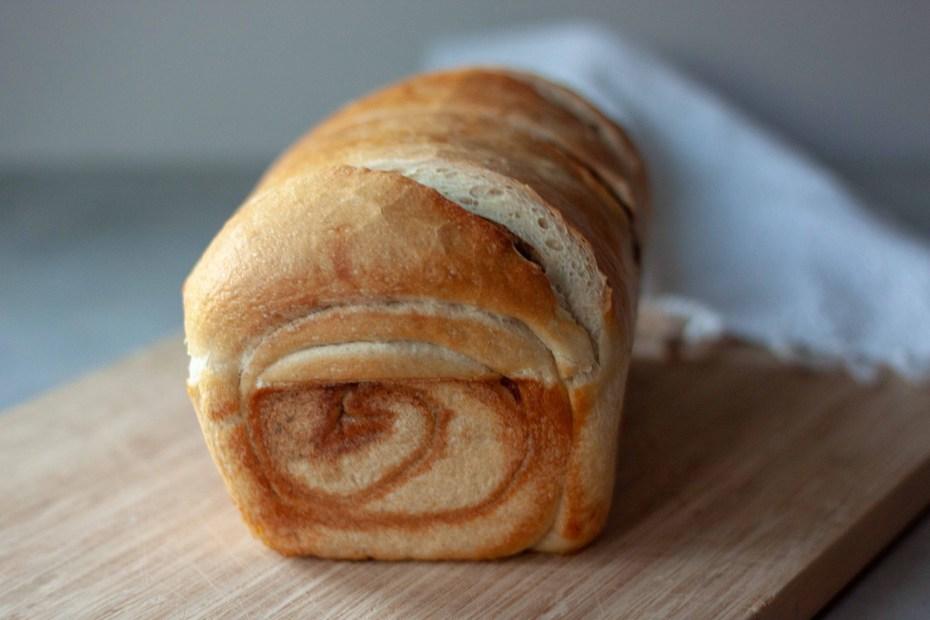 Apple Cinnamon Swirl Sourdough Bread