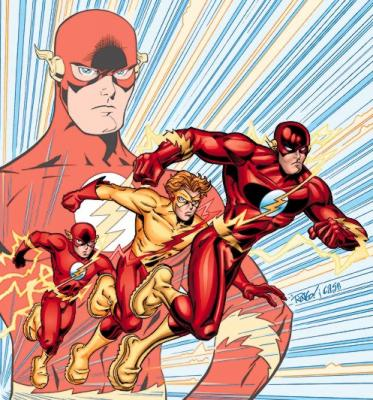 Wally West For DC's New 52! (1/6)