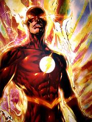 Wally West For DC's New 52! (2/6)