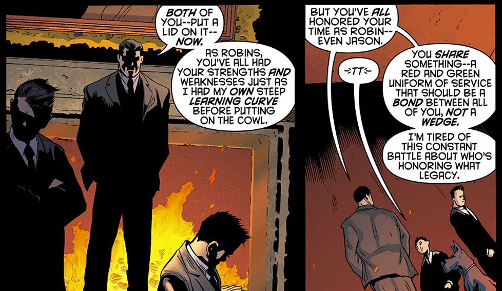 Tim Drake Was Never Robin?  And More Reasons Why Scott Lobdell Angers Me. (3/6)