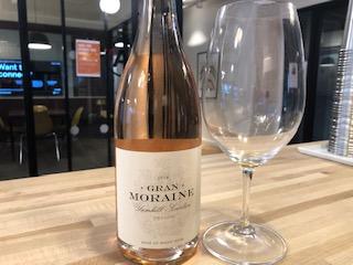2018 Yamhill-Carlton Oregon Gran Moraine Rose of Pinot Noir