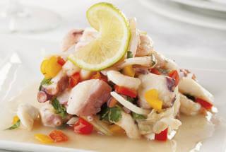 rock shrimp from Matanzas