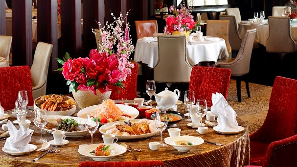 Usher In The Year of The Pig with Mandarin Orchard Singapore