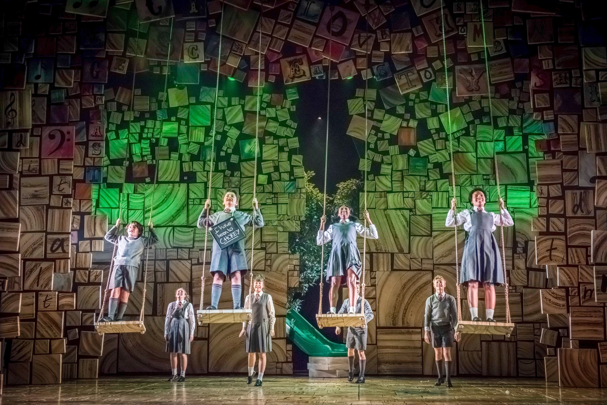 A Review of Roald Dahl's Matilda The Musical- Now Showing in Singapore