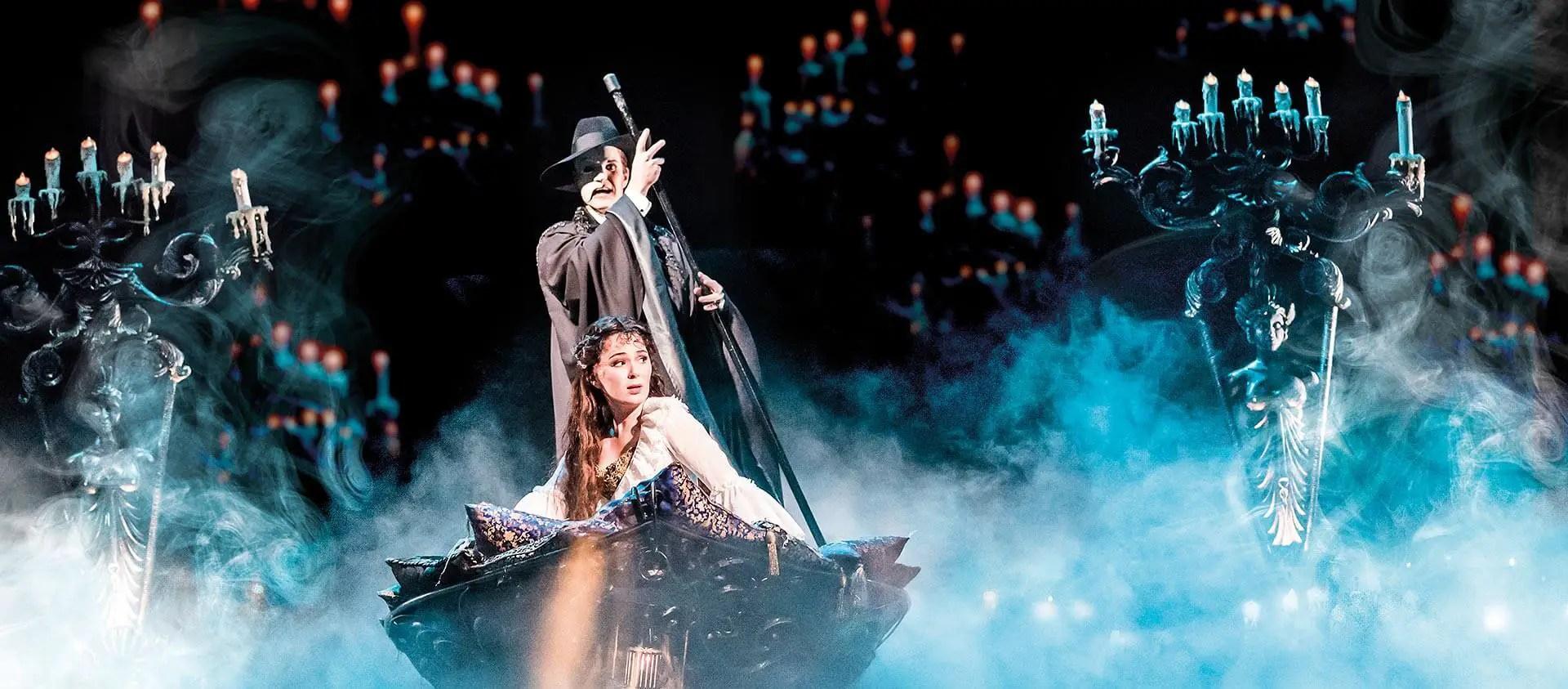 The Phantom of The Opera Returns to Singapore!