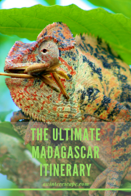 The Ultimate Madagascar Itinerary #madagascar #africa #travel #travelblog