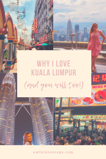 Why I love Kuala Lumpur | Tips for traveling to Kuala Lumpur | Where to eat in Kuala Lumpur | Where to stay in Kuala Lumpur | How to get to Kuala Lumpur | How to get around in Kuala Lumpur #kualalumpur #malaysia #asia #travel #travelblog