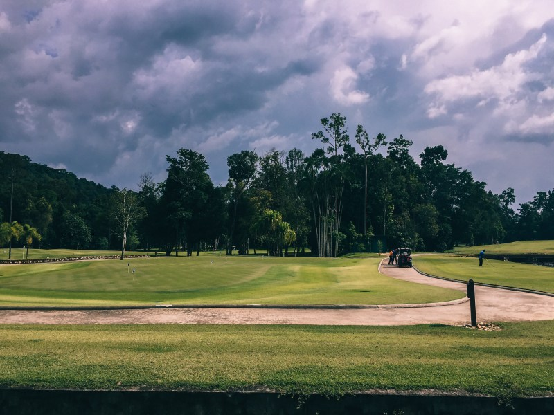 Els Club Malaysia golf course | Things To Do in Langkawi | Relax and Recharge in Langkawi, Malaysia #langkawi #malaysia #southeastasia #asia #travel