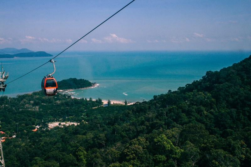 Langkawi Skycab | Relax and Recharge in Langkawi, Malaysia | Things To Do in Langkawi #langkawi #malaysia #southeastasia #asia #travel