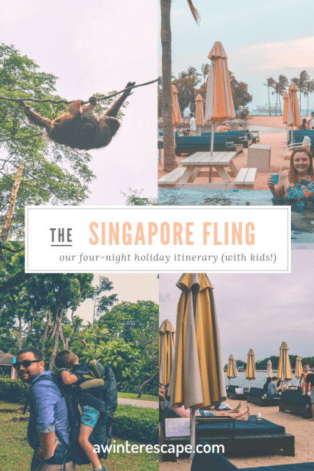 Four Nights In Singapore | Singapore Holiday Itinerary | Singapore With Kids | Things To Do In Singapore #travelwithkids #singapore #southeastasia #asia #travel #travelblog