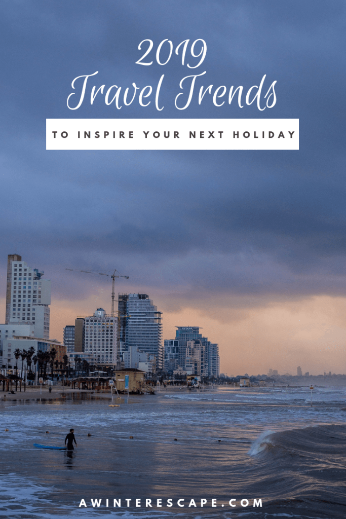 2019 Travel Trends | Where To Travel In 2019 | Tel Aviv, Israel #2019 #travel #travelblog #middleeast
