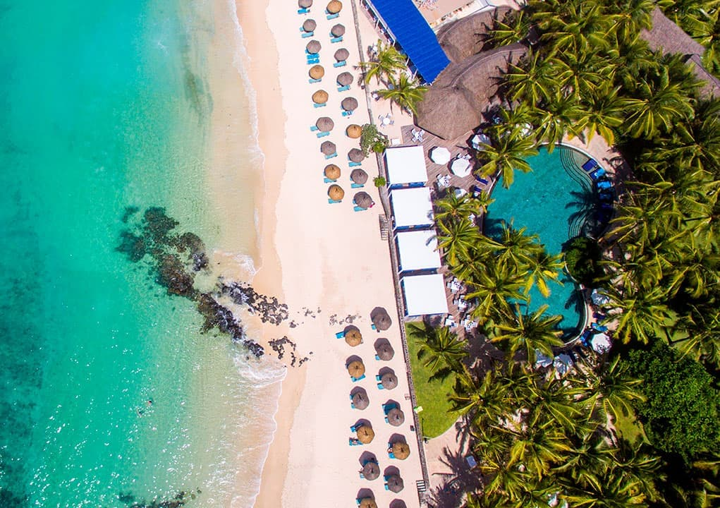 Ten Mauritius Resorts Perfect for Families | Constance Belle Mare Plage #mauritius #luxurytravel #familytravel