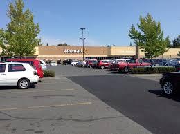 Walmart Parking Lot
