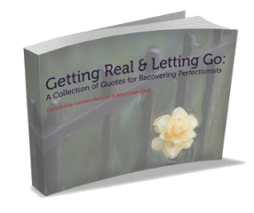 Getting Real and Letting Go, Chose Joy