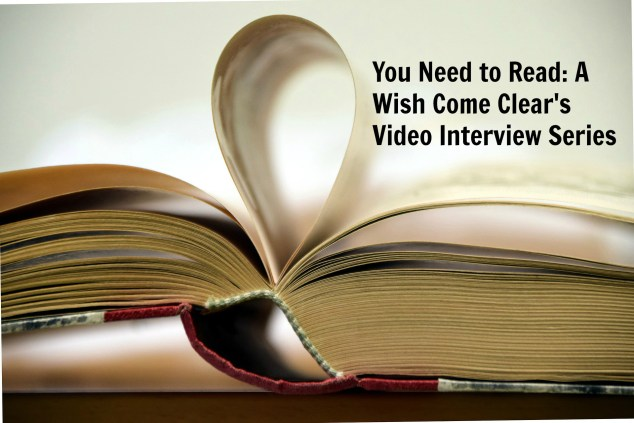 You Need to Read Video Interview series