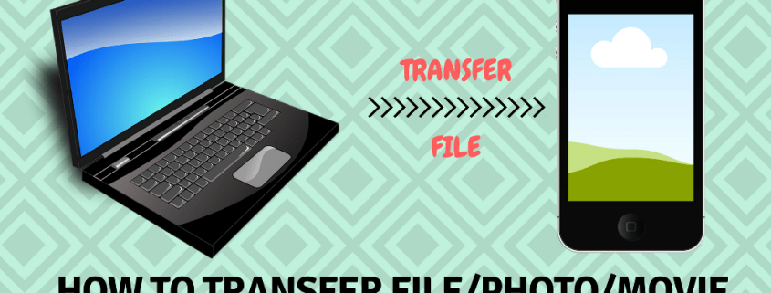 How to Transfer File from Computer to iPhone