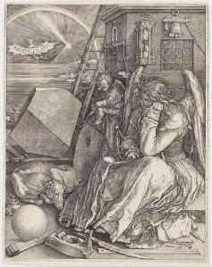 Melencolia I by Albrect Durer