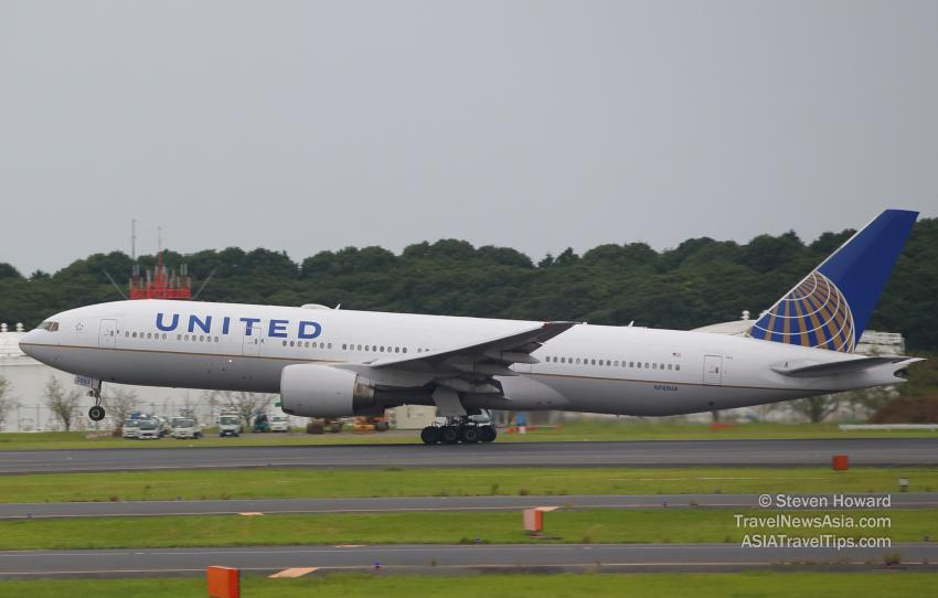 U.S. carriers compete for new slots at Tokyo's Haneda airport