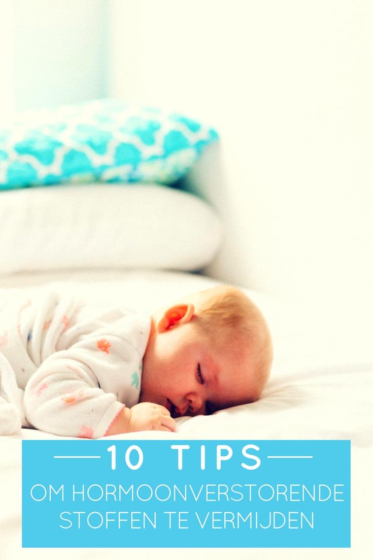 10 tips om hormoonverstorende stoffen te vermijden