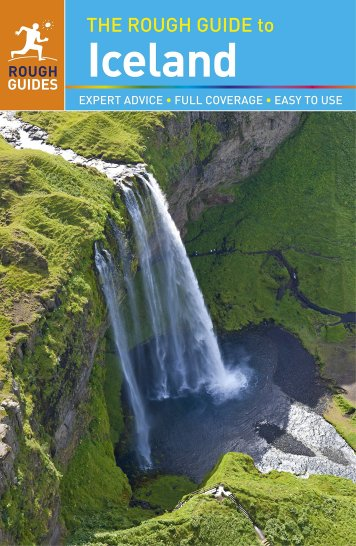 Rough Guide Iceland apr 16