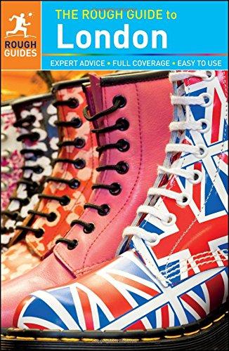 Rough Guide London feb 16